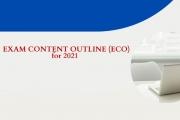 EXAM CONTENT OUTLINE (ECO) for 2021